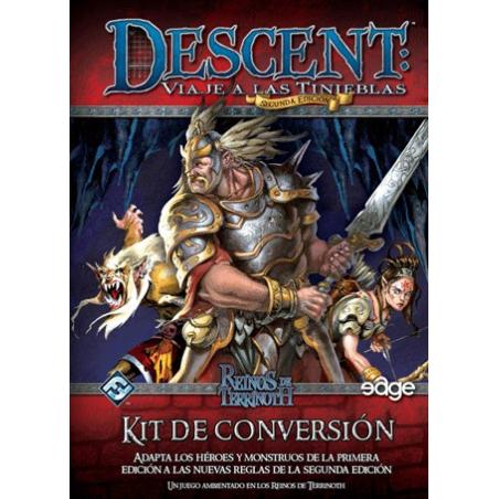Descent: Kit de conversion