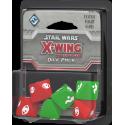 X-WING Pack de dados
