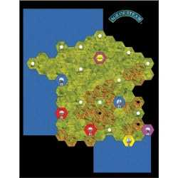 Age of Steam Expansion Francia y Alemania