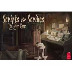 Scripts and Scribes: The Dice Game