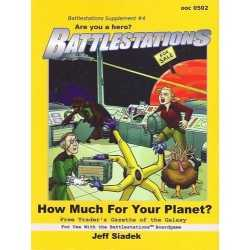 Battlestations: How Much For Your Planet
