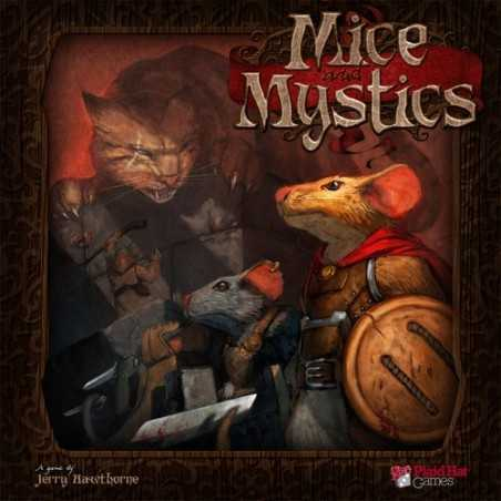 Mice and Mystics (English)