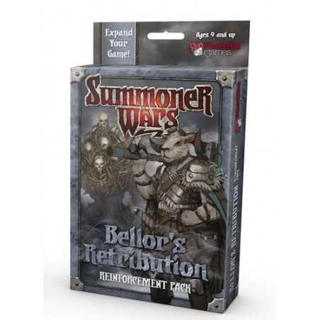 Summoner Wars Bellor's Retribution Reinforcement Pack