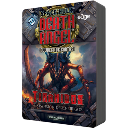 Expansion de enemigos Tiranidos Space Hulk Death Angel