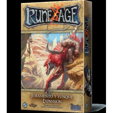 Rune Age Juramento y yunque