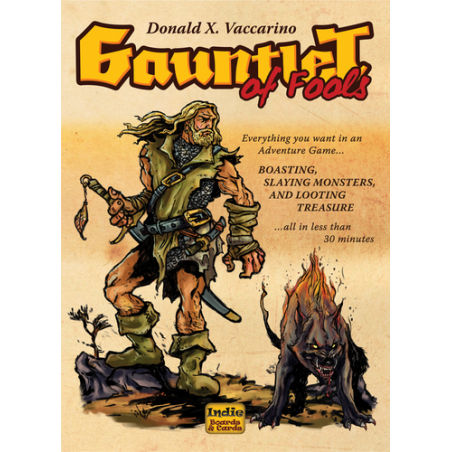 Gauntlet of Fools