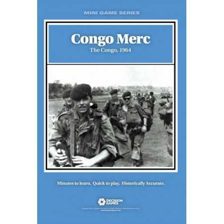 Congo Merc: The Congo 1964