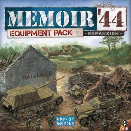 Memoir 44 Equipment Pack Expansion