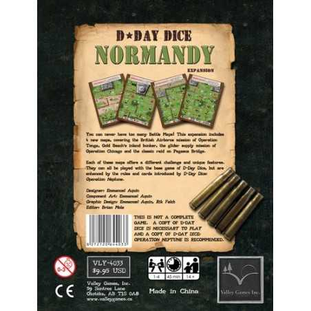 D-Day Dice: Normandy