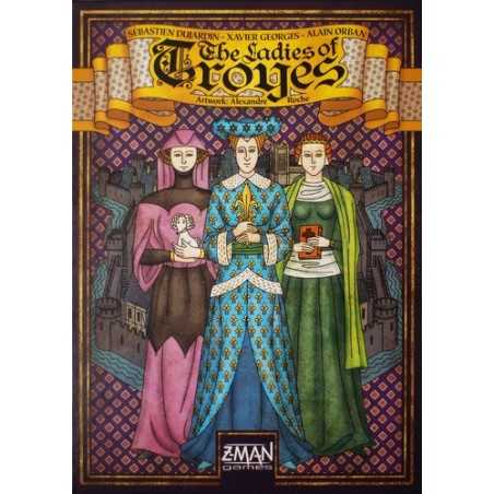 The Ladies of Troyes (English)