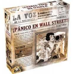 Pánico en Wall Street