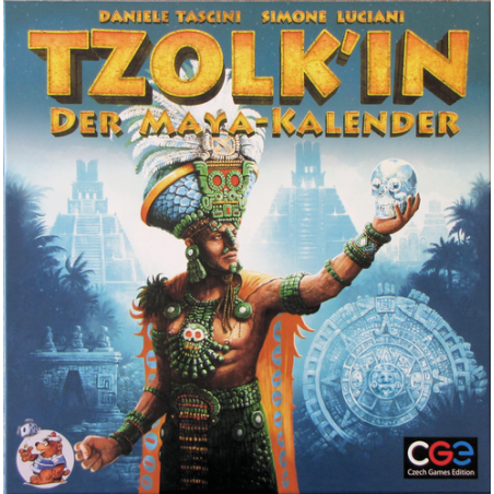 Tzolk'in Der Maya Kalender