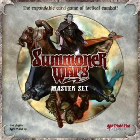 Summoner Wars 3rd edition Master set