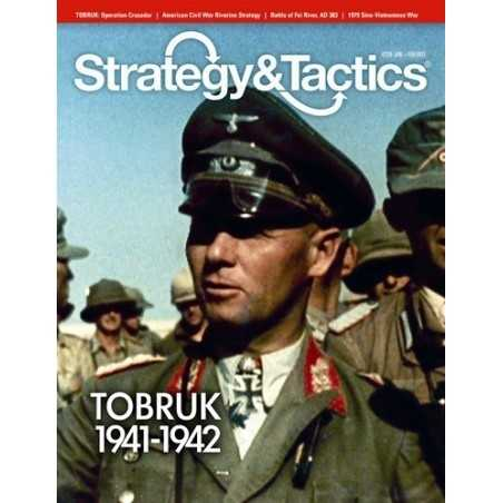 Strategy & Tactics 278 Tobruk 1941