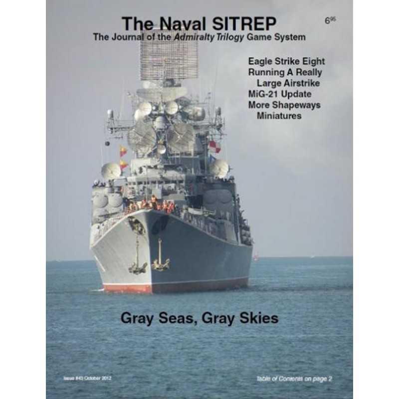 Naval SITREP 43
