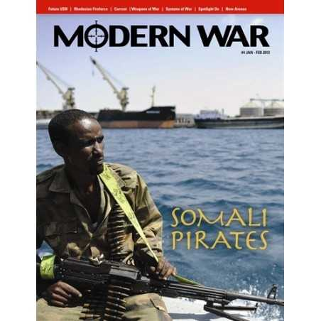 Modern War Issue 3 Somali Pirates
