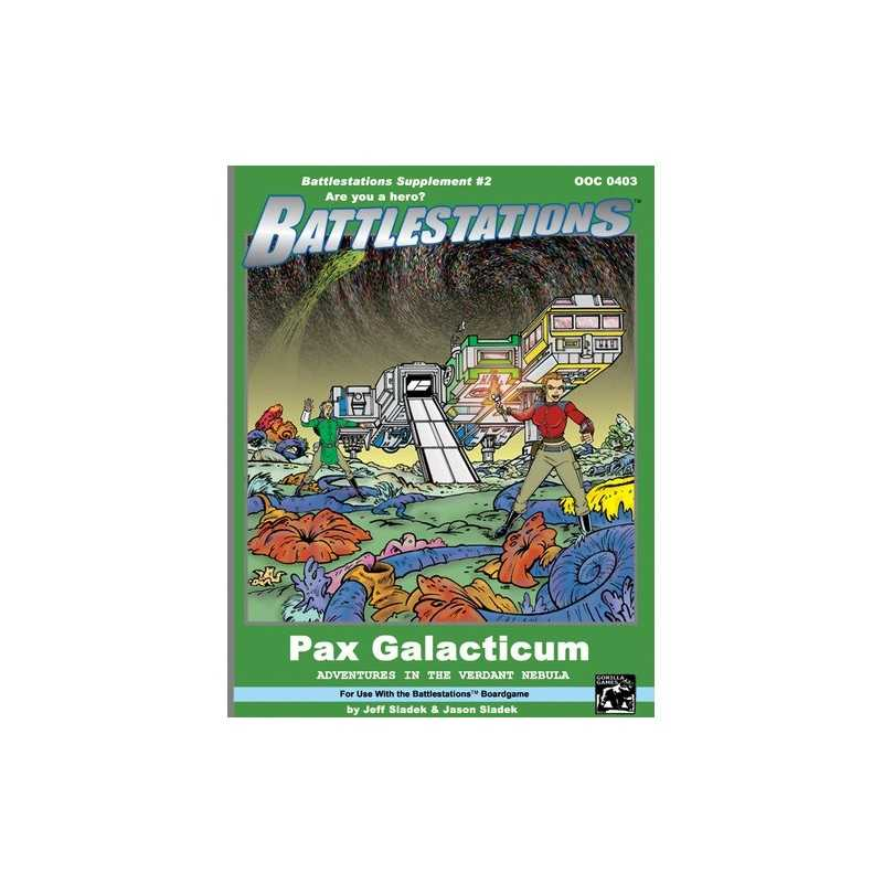 Battlestations Pax Galacticum