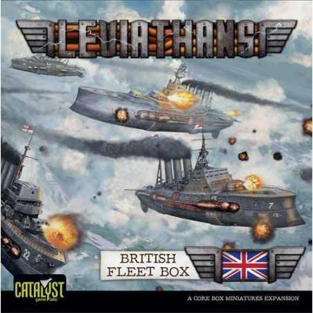 Leviathans: British Fleet Box