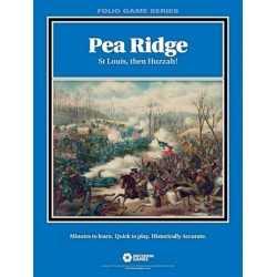 Pea Ridge: St Louis, then Huzzah