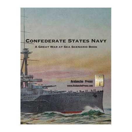Great War at Sea Confederate States Navy