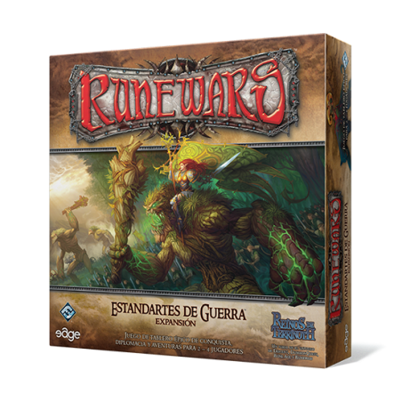 Estandartes de Guerra: Expansion Runewars
