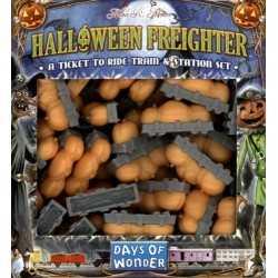 Aventureros al Tren Carguero de Halloween