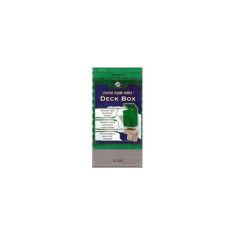 Caja para mazos FFG Verde