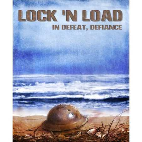 Lock 'n Load In defeat defiance