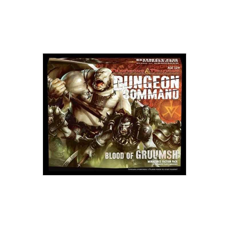 Dungeon Command Blood of Gruumsh