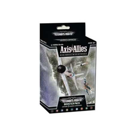 Axis & Allies Bandits High Booster