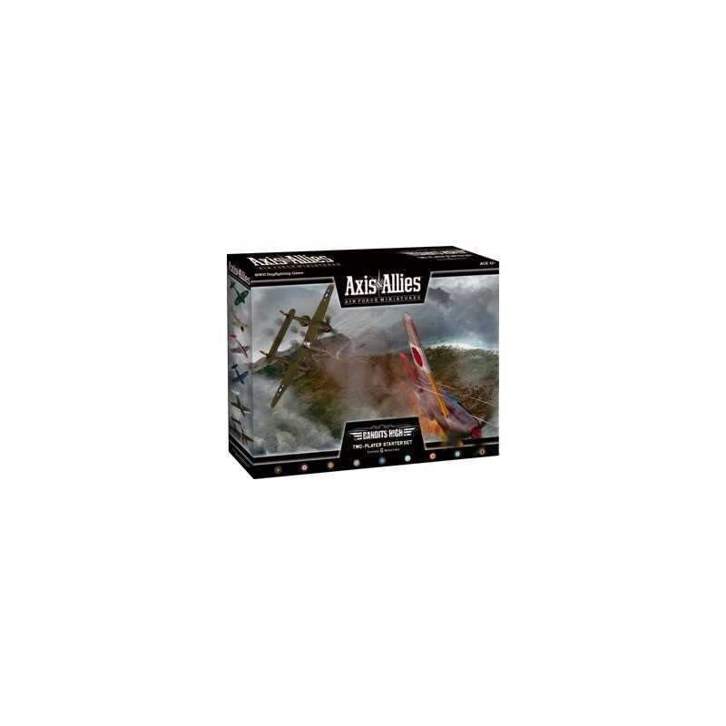 Axis & Allies Bandits High Starter