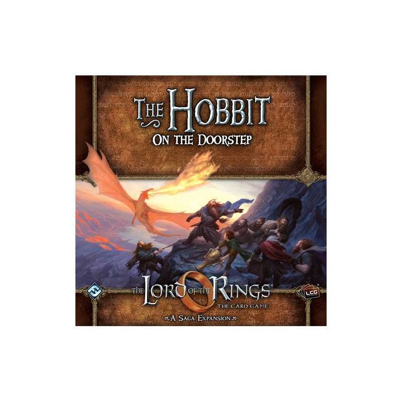 The Hobbit: On the Doorstep (English)