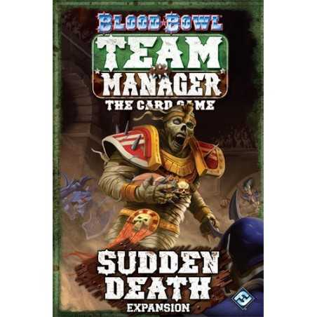 Sudden Death: Blood Bowl Team Manager (English)