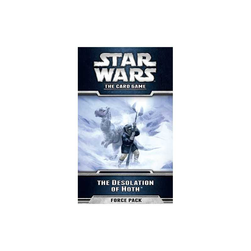 Star Wars The Desolation of Hoth Force Pack