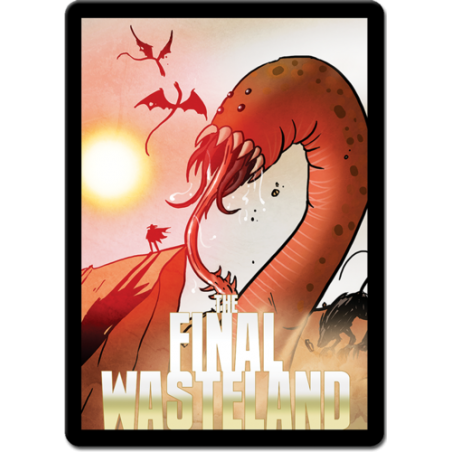 The Final Wasteland Environment: Sentinels of the Multiverse