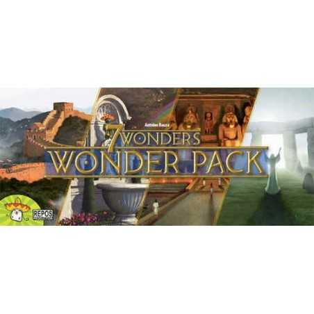 7 Wonders Pack de Maravillas