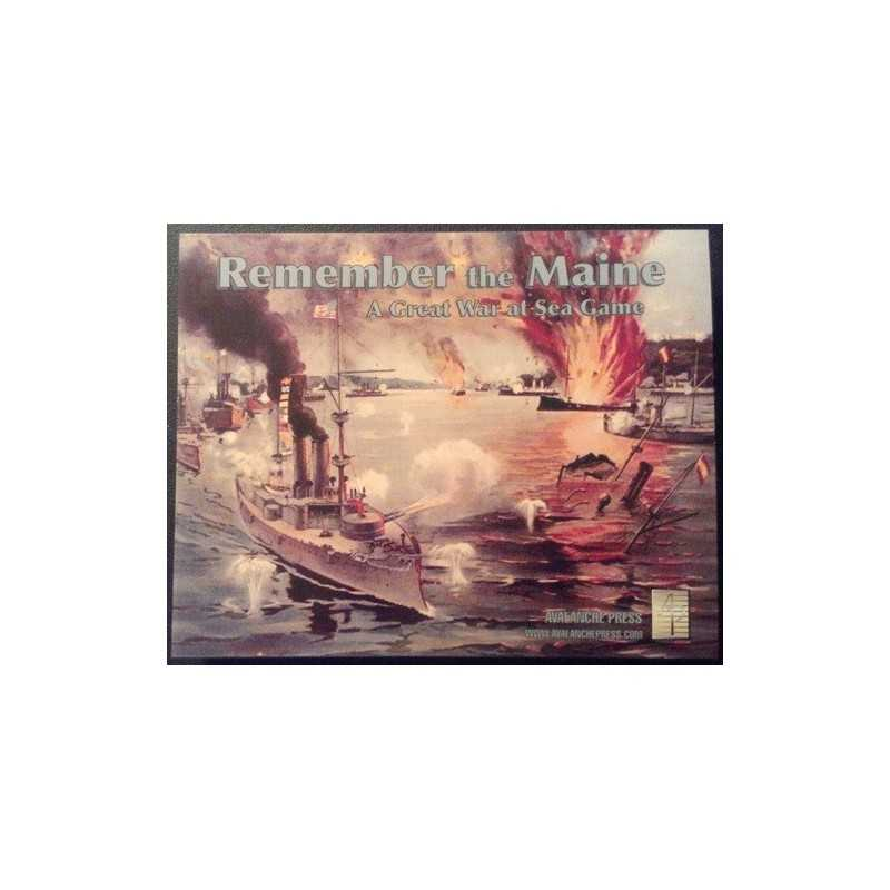 Remember the Maine: Great War at Sea