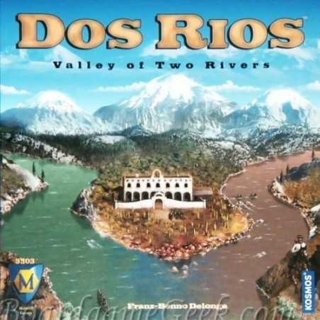 Dos Rios Valley of Two Rivers