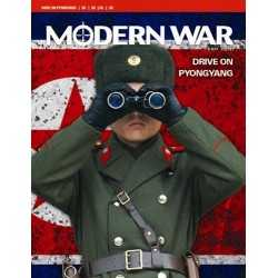 Modern War Issue 5 Drive on Pyongyang
