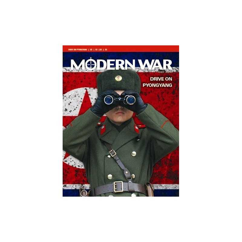 Modern War Issue 5 Drive on Pyongyang