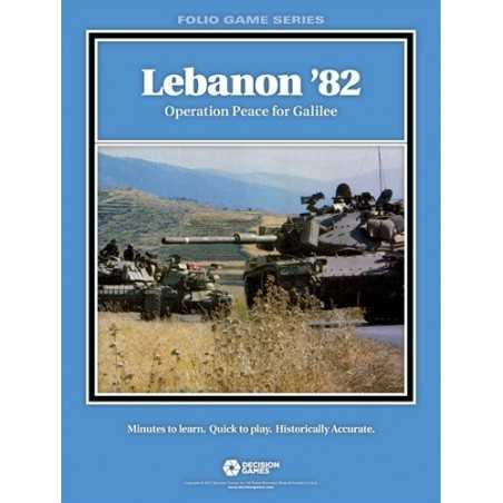 Lebanon 82: Operation Peace for Galilee