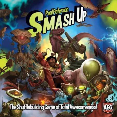 Smash Up (English)