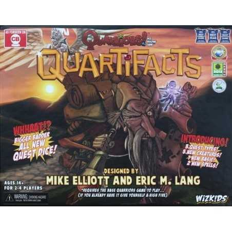 Quarriors Quartifacts