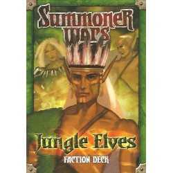 Summoner Wars Jungle Elves Faction Deck