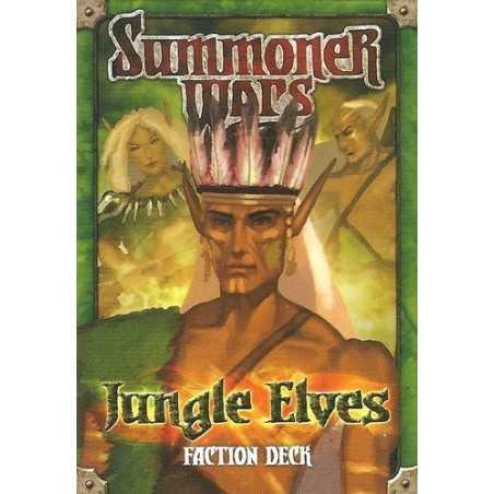 Summoner Wars Jungle Elves Faction Deck