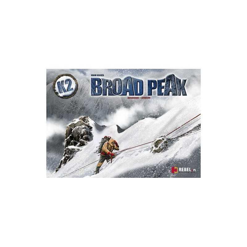 K2 Broad Peak Expansion (German)