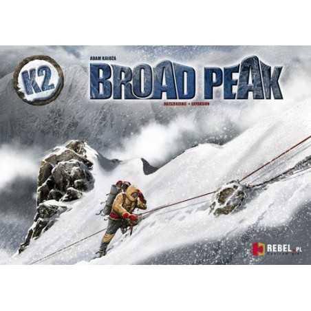 K2 Broad Peak Expansion (German)