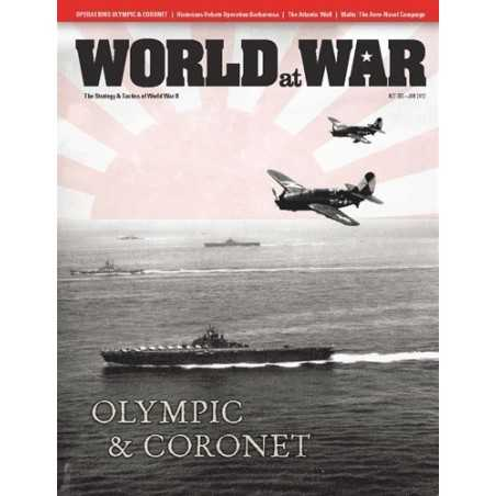 World at War 27 Operations Olympic & Coronet