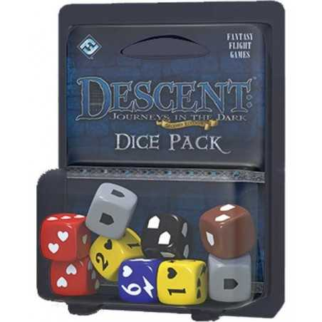 Descent Second edition dice