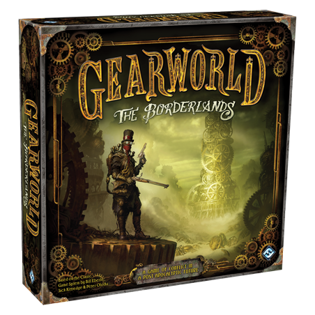 Gearworld: The Borderlands (English)